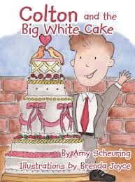 Cake Decorating Books Barnes And Noble by Author Amy Scheuring U0027s Newly Released U201ccolton And The Big White