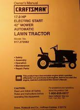 Craftsman Lt1000 Drive Belt Size by Craftsman Lawnmower Engines Ebay