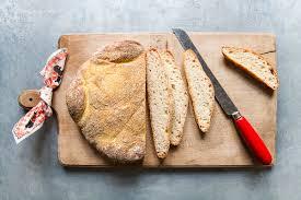 No Knead Crusty Loaf Sbsau Food Recipes