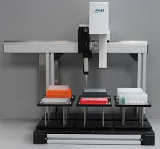 Automated Dispensing Cabinets Manufacturers by Liquid Handling Robot Automated Liquid Handler System