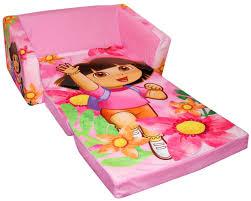 Kids Flip Open Sofa by Dora Sofa Dora Butterfly Flip Open Sofa Bed Upc 778988795910