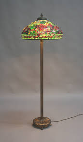 Qvc Tiffany Lamps Uk by Tiffany Floor Lamps Trendy Office Stained Glass Lamp Floor Lamp