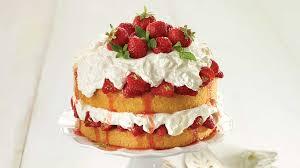 dessert aux fraises shortcake aux fraises parfumées à la lime avec crème au mascarpone