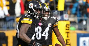 Steelers Behind The Steel Curtain by Steelers News Antonio Brown Getting His Td Celebrations Ready For