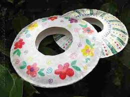 Rhponywatchescom Crafts Easy For Kids With Paper Plates Preschoolers Plate Swan