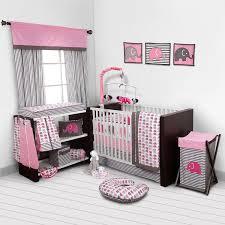 Snoopy Crib Bedding Set by Striped Crib Bedding Sets For Girls
