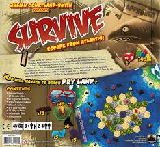 Amazon Survive Escape From Atlantis 30th Anniversary Edition Toys Games
