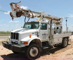 2002 International 4800 Digger Derrick Truck | Item L4289 | ...