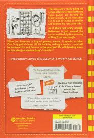 Halloween Childrens Books 2017 by Diary Of A Wimpy Kid 11 Double Down Jeff Kinney 9781419723445