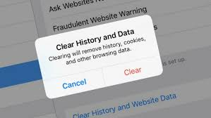Clear Browser History iPhone & iPad The Fix For Safari & Chrome