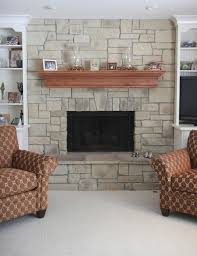 Gas Lamp Mantles Home Depot by Stacked Stone Corner Fireplace Architecture Ideas Gorgeous Living