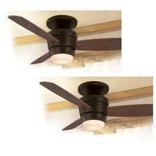 Harbor Breeze Ceiling Fan Remote Control Kit by Set Of 2 Harbor Breeze Platinum Series 44 In Oil Rubbed Bronze