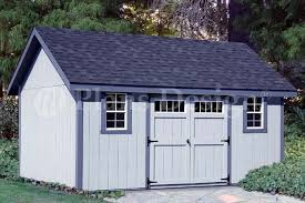 12 X 24 Gable Shed Plans by Storage Shed Plans 12 U0027 X 14 U0027 Gable Roof Design D1214g Material