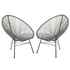 Shop Set Of 2 Acapulco Basket Lounge Chairs - On Sale - Free ... 77 Off Pottery Barn Antique Lounge Chair Chairs Eames Ottoman Collector Replica Chicicat Ch22 Lounge Chair By Hans J Wegner Carl Hansen Sn Chiara Fabric Eq3 New Standard Modern And Seating Frankie Fanuli Fniture Event Hire Perth Wedding Party Function Zenso Formstelle Zeitraum Suite Ny Afteroom Percival Lafer For Craft Associates Mp41 Pair Of Florence Knoll Converso