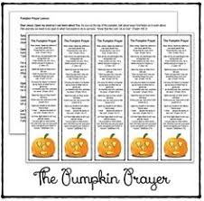 Pumpkin Patch Parable Printable by This Is The Best Freebie For The Pumpkin Prayer Step By Step