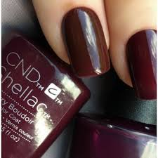 Cnd Uv Lamp Canada by Cnd Shellac Berry Boudoir Uv Led Polish Free Shipping At Nail