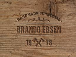 Here Is My Result For Carved Rustic Wood Logo Reply