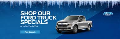 Luther Family Ford | Ford Dealership In Fargo ND