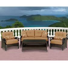Boscovs Outdoor Furniture Cushions by Sam U0027s Club La Z Boy Isabella Deep Seating Patio Furniture