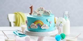 niedliche torte zum 1 geburtstag backen de