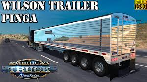 ATS Mods - Wilson Trailer Pinga - YouTube Wilson Transportation Services Llc Need Some Opinions On Cb Antennas Gon Forum Photo Gallery Pride Polish Trucks Prepping Staging For Shdown The Bachmanwilson House Arrival In Arkansas Crystal Bridges Euro Truck Simulator 2 Kenworth K100 Livestock Trailer Grain Trailers Pack Fs17 Mods Nc County Fire Rescue Engine Sg Selling Trucks And With That Include 2004 Dodge Sale Classiccarscom Cc1085453 Volvo Unveils Autonomous 2hub Alexander 1972 Chevrolet Ck Cheyenne Sale Near Oklahoma