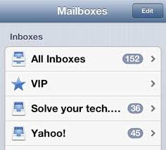 How to Search Email on the iPhone 5 Solve Your Tech