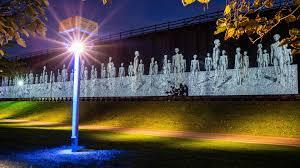 lichtsicht 7 leuchtet abends in bad rothenfelde ndr de