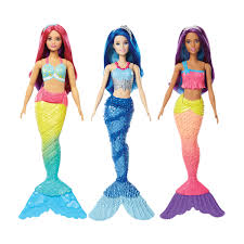 Barbie Mermaid Doll Assorted Kmart