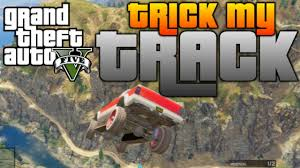 GTA V - Trick My Track #4 | Race Creator Competition | Off-Road ...