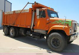 100 What Is A Tandem Truck 1994 International 2554 Tandem Axle Dump Truck Item B2798