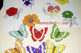 Butterfly Craft Ideas This Page Includes Some Activities Supporting