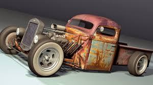100 Rat Rod Trucks For Sale American Cars