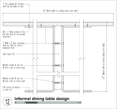 Dining Room Table Dimensions Small Images Of Standard