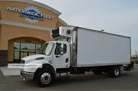 2006 Freightliner M2 Business Class Refrigerator Box Truck
