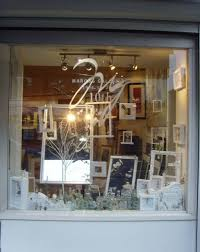 Store Window Display Ideas Christmas