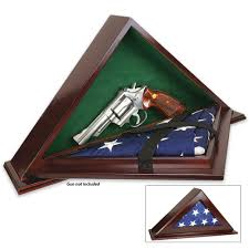 Concealment Flag Case Hide A Gun In