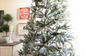 Flocking Powder For Christmas Trees by How To Flock A Christmas Tree At Home
