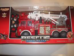 100 Peterbilt Rc Truck Prextex 13 Rescue R C Fire Engine Remote Control Best Gift Toy