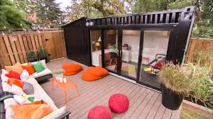 100 Canadian Container Homes Shipping Doubles Living Space In This Busy