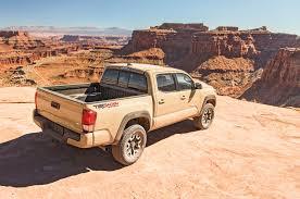 Epic Drives: Exploring Utah's Big Five In The 2016 Toyota Tacoma TRD