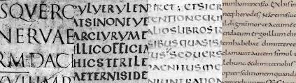 Imperial Rustic Uncial Caroline