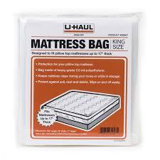 U Haul Pillow Top Mattress Bags