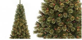 Kmart Small Artificial Christmas Trees by 7 U2032 Artificial Christmas Tree Only 24 After Shop Your Way Points