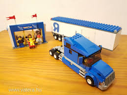 100 Lego Toysrus Truck LEGO City 7848 Toys R Us 15500 Ft Meghosszabbtva
