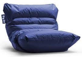 Blue Bean Bag Chair By Big Joe