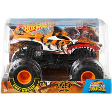 Hot Wheels Monster Trucks 1:24 Scale Shark Wreak - Walmart.com Ultimate Hot Wheels Shark Wreak Monster Truck Closer Look Year 2017 Jam 124 Scale Die Cast Bgh42 Offroad Demolition Doubles Crushstation For The Anderson Family Monster Trucks Are A Business Nbc News Dsturbed Other Trucks Wiki Fandom Powered By Wikia Hot Wheels Monster 550 Pclick Uk 2011 Series Blue Thunder Body 1 24 Ebay Find More Boys For Sale At Up To 90 Off Megalodon Fisherprice Nickelodeon Blaze Machines