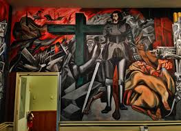 Jose Clemente Orozco Murales San Ildefonso by The World U0027s Best Photos Of Mural And Orozco Flickr Hive Mind