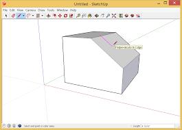 introducing drawing basics and concepts sketchup knowledge base