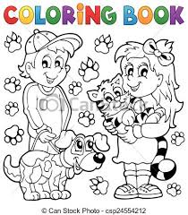 Coloring Book Clipart