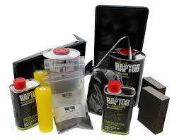 Herculiner Bed Liner Kit by U Pol Raptor Automotive Tools U0026 Supplies Ebay